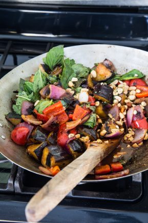 15 minutes asian vegetables | Eat Good 4 Life