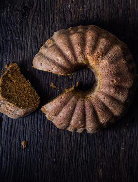 Pumpkin bourbon spice bundt cake | Eat Good 4 Life