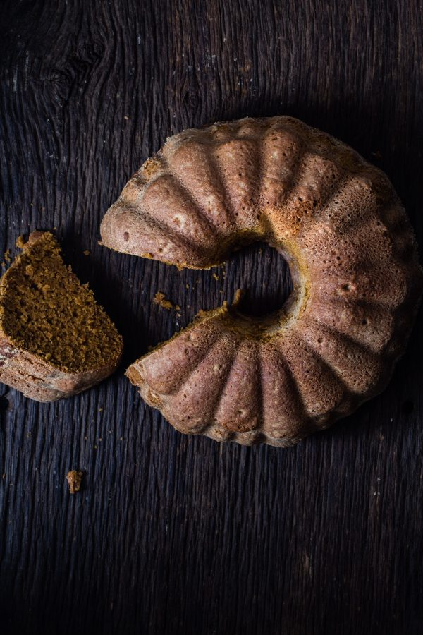 Pumpkin bourbon spice bundt cake | Eat Good 4 Life