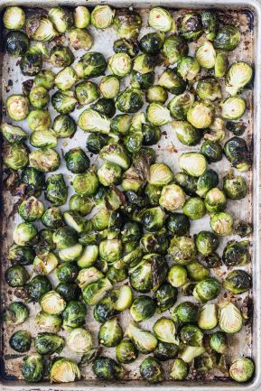 Thai Brussels sprouts salad | Eat Good 4 Life