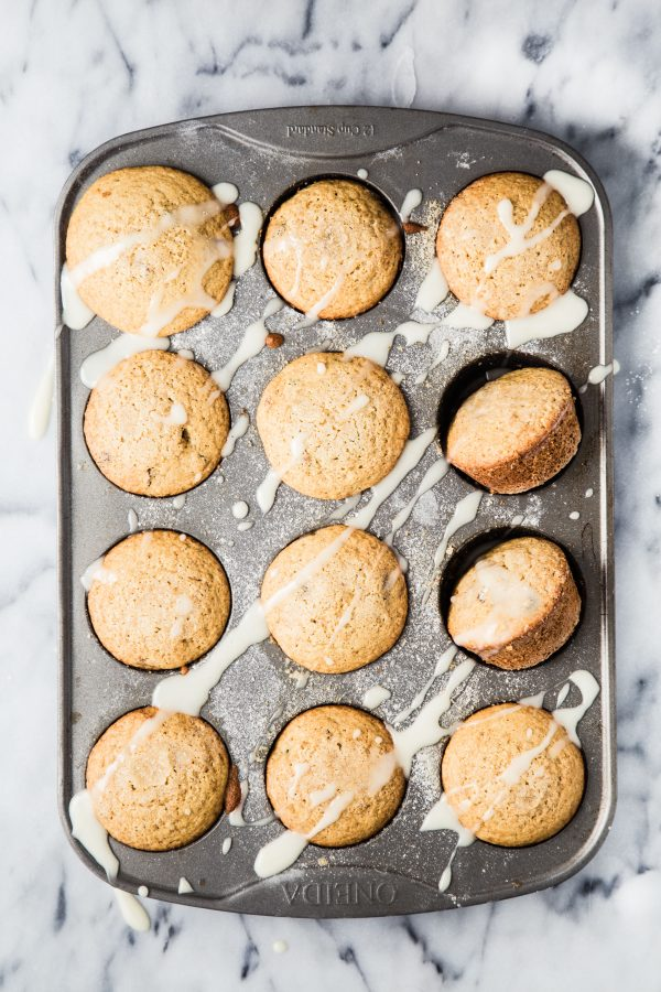 Orange cranberry muffins | Eat Good 4 Life