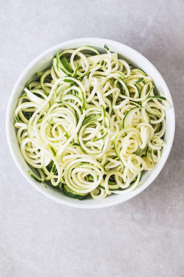 Asian zucchini noodles   Eat Good 4 Life