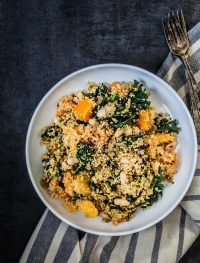 Power quinoa kale salad | Eat Good 4 Life