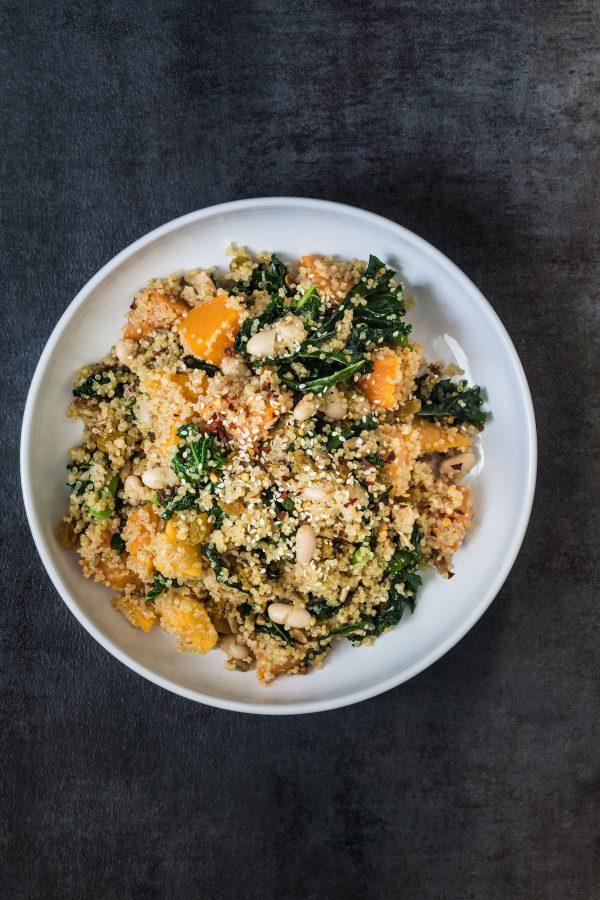 Power quinoa kale salad | Eat Good 4 Life