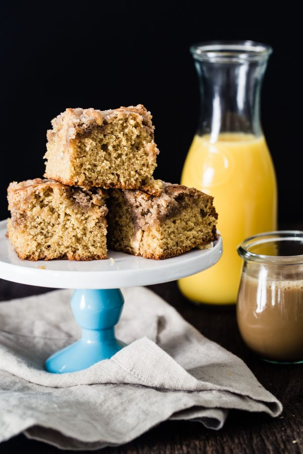 Cardamon orange coffee cake | Eat Good 4 LIfe