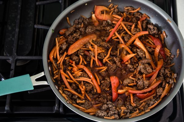 Korean beef and vegetables | Eat Good 4 Life