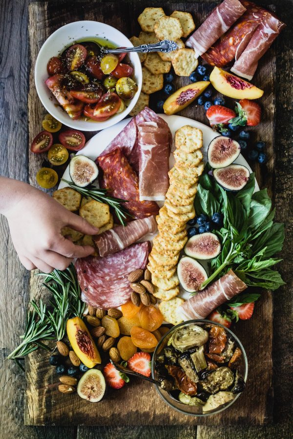 charcuterie board | Eat Good 4 Life