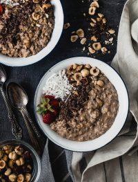 Super food overnight oats | Eat Good 4 Life
