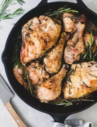 Baked orange rosemary chicken | Eat Good 4 Life