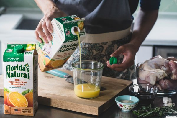 Baked orange rosemary chicken | Eat Good 4 Life