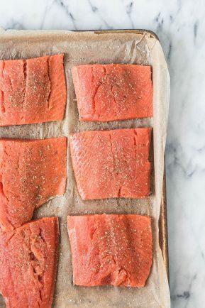 Glazed bourbon orange salmon   Eat Good 4 Life