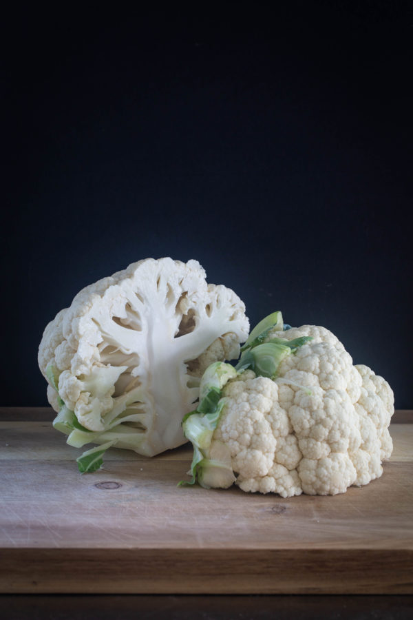 Roasted cauliflower with parsley and lemon | Eat Good 4 Life