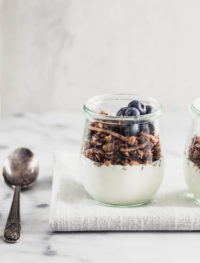 Dark chocolate and orange granola | Eat Good 4 Life