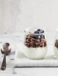 Dark chocolate and orange granola | Eat Good 4 Life