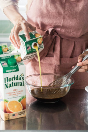 Orange balsamic chicken | Eat Good 4 Life