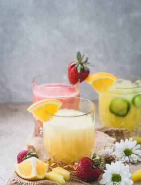 Daiquiri 3 ways | Eat good 4 Life